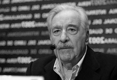 Alvaro Mutis (1923-2013) (Immagine d'archivio)