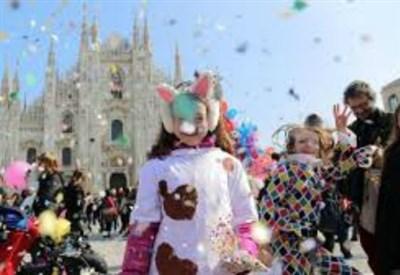Il carnevale ambrosiano a Milano