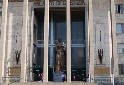 Il Palazzo di Giustizia di Ancona