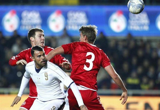 Video Italia Danimarca U21 (LaPresse)