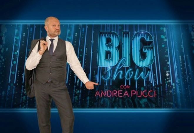 Big Show con Andrea Pucci