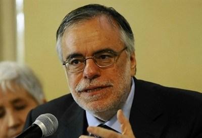 Andrea Riccardi, fondatore della Comunità di Sant'Egidio, è ministro nel governo Monti (InfoPhoto)