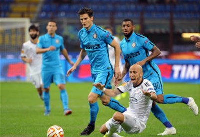 Diretta/ Inter-Saint Etienne (risultato 0-0) live: brivido Théophile-Catherine su calcio d'angolo (Europa League gruppo F, oggi 23 ottobre 2014)
