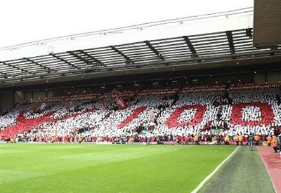 Lo stadio Anfield Road, casa del Liverpool (INFOPHOTO)