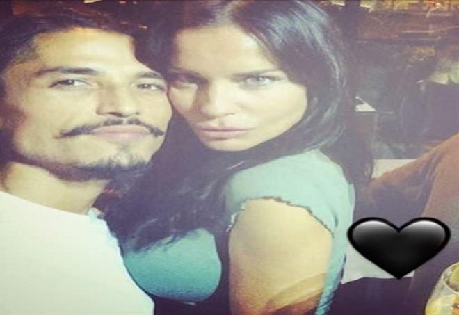 Antonella Mosetti: il nuovo fidanzato è Salvatore Gabriel Valerio