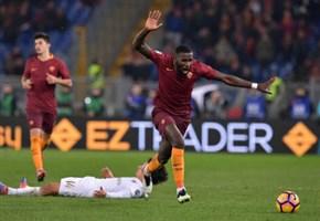 Infortunio Rüdiger / Problema muscolare per il difensore della Roma: sarà assente contro il Torino? (oggi, 17 febbraio 2017)