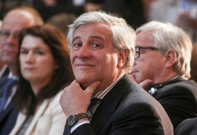 Antonio Tajani, presidente dell'europarlamento (LaPresse)