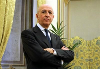 Antonio Patuelli, Presidente Abi (Infophoto)
