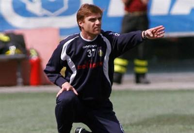 Luigi Apolloni, 48 anni, allenatore del Parma (INFOPHOTO)