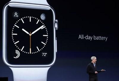 apple watch (infophoto)
