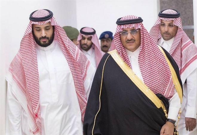 Mohammad bin Salman e re Salman (LaPresse)