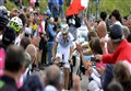 FABIO ARU/ Giro d'Italia 2015: trionfo solitario per il talento sardo (19a tappa, Gravellona Toce-Cervinia)