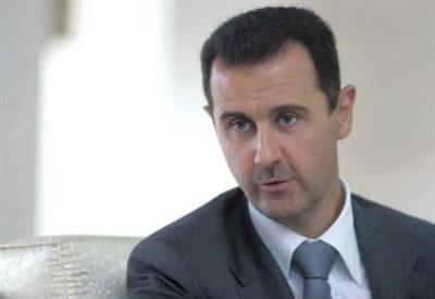 Bashar al Assad (Infophoto)