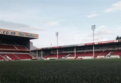 Il Villa Park di Birmingham (dall'account Twitter ufficiale @AVFCOfficial)
