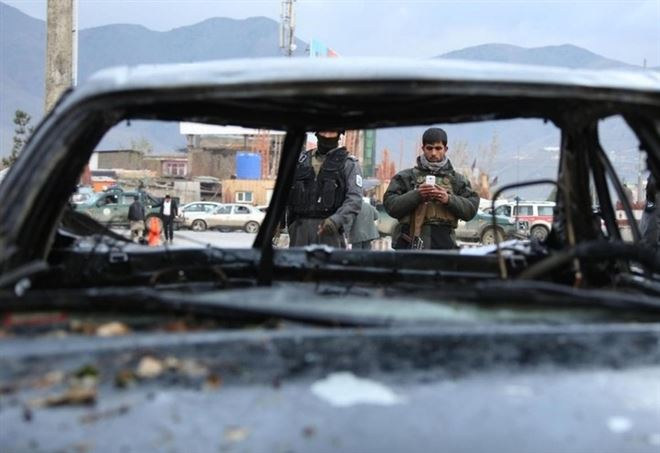 Attentato Isis a Kabul (LaPresse)
