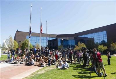 Un'immagine di Aurora, Colorado (Infophoto)