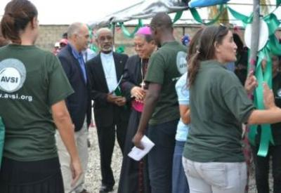 Haiti, Avsi con i suoi partner inaugura le opere avviate dopo il terremoto (Foto: Avsi)
