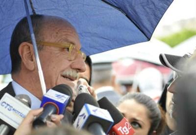 Giuseppe Ayala (InfoPhoto)