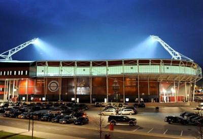 L'AZ Stadion di Alkmaar (INFOPHOTO)