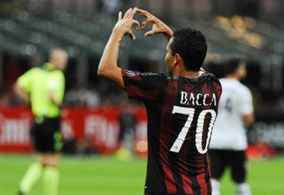 Carlos Bacca, 29 anni, colombiano (INFOPHOTO)