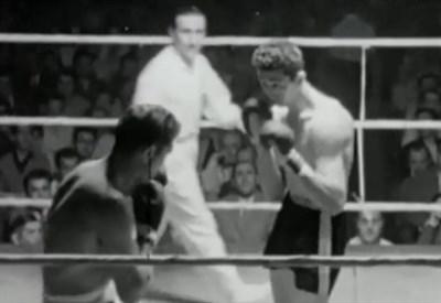Cesare Bagnoli in azione (Immagine d'archivio)