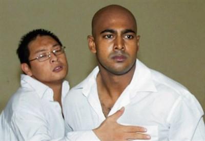 Due dei condannati a morte