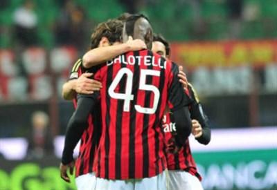 Balotelli Infophoto