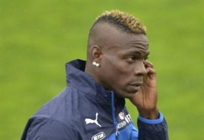 Mario Balotelli, 24 anni (INFOPHOTO)