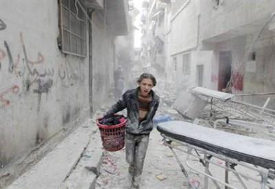 Aleppo, foto da Internet
