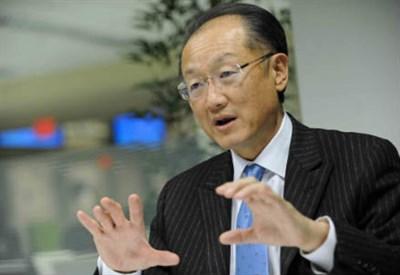 Il presidente della Banca Mondiale, Jim Yong Kim
