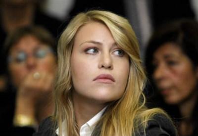 Barbara Berlusconi (Fonte Infophoto)