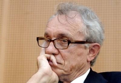 Il presidente di Intesa Sanpaolo, Giovanni Bazoli
