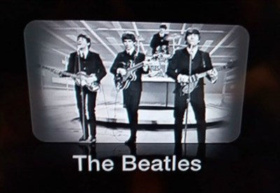 The Beatles su Apple TV