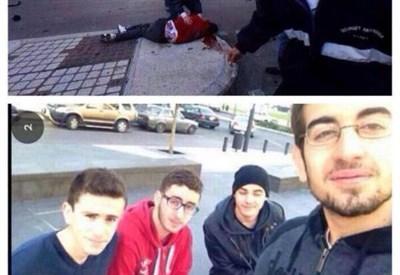 I giovani colpiti dall'attentato