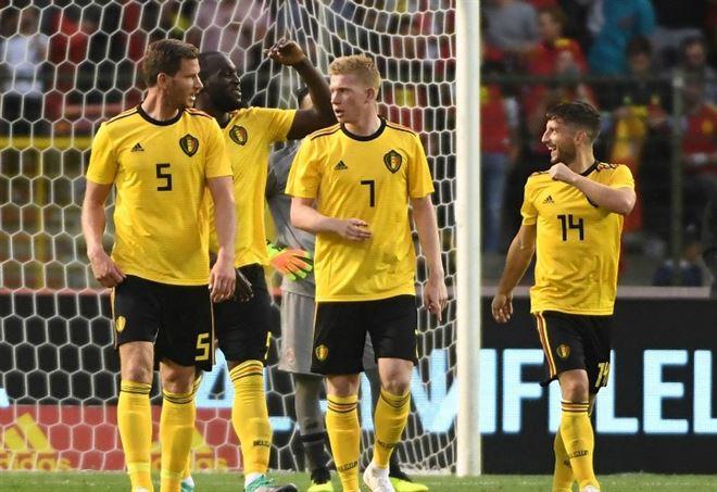 Video Belgio Panama, Mondiali 2018 gruppo G (Foto LaPresse)