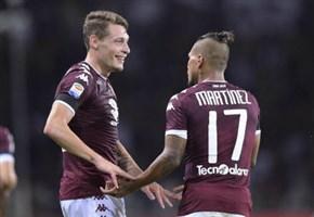 VIDEO / Torino-Bologna (5-1): highlights e gol della partita. Mihalovic: 'Due princìpi da seguire' (Serie A 2016-2017, 2^ giornata)