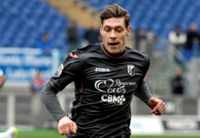 Andrea Belotti, 21 anni, 38 presenze e 6 gol nell'ultimo campionato (INFOPHOTO)