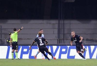 Serie B: Benevento-Pro Vercelli, gli highlights