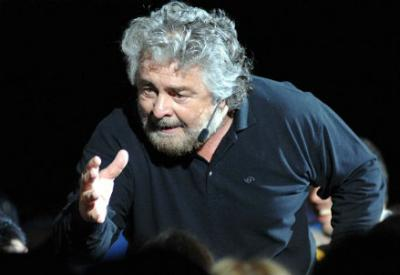 Diretta streaming video beppe grillo a roma al via il for Parlamento diretta tv