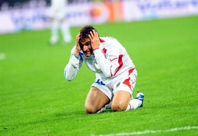 Gonzalo Bergessio, 28 anni, 7 gol in campionato (INFOPHOTO)