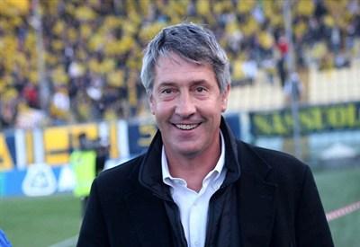 Il tecnico del Brescia Bergodi (Infophoto)