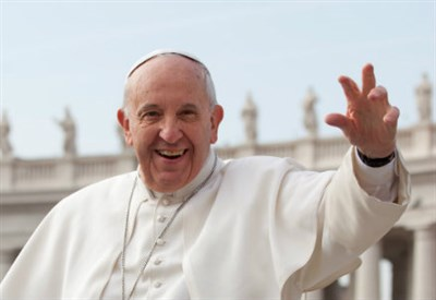 Papa Francesco (InfpoPhoto)