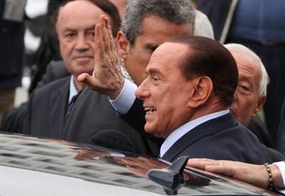 """Berlusconi: """"Dal Governo Crocetta immobilismo inaccettabile""""$"""
