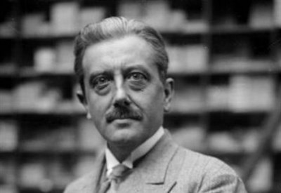 Georges Bernanos (1888-1948) (Immagine d'archivio)