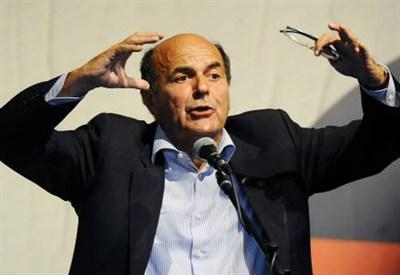 Pier Luigi Bersani (Foto: InfoPhoto)