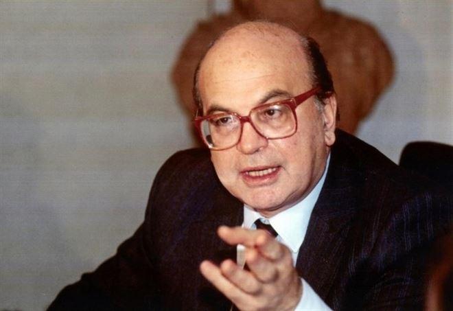Bettino Craxi (1934-2000) (LaPresse)