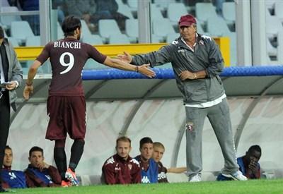 Bianchi e Ventura (Foto: Infophoto)