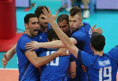 8dall'account Twitter ufficiale FIVBVolleyball)