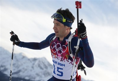 Ole Einar Bjoerndalen (Infophoto)