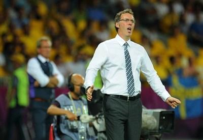 Laurent Blanc, 49 anni, allenatore del PSG (INFOPHOTO)